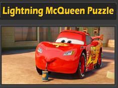 Lightning McQueen Puzzle