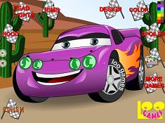 Lightning McQueen Tuning