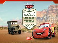 Lightnings Off Road Training