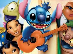 Lilo and Stitch Puzzle