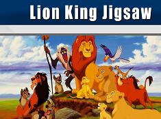 Lion King Jigsaw