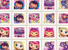 Little Charmers Memory Cards