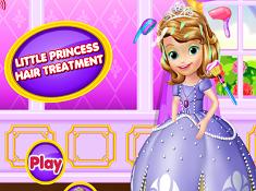 Little Princess Hair Treatment