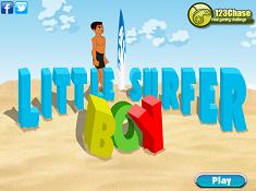 Little Surfer Boy