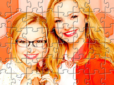 Liv and Maddie Puzzle
