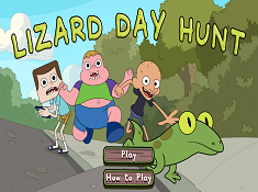 Lizard Day Hunt