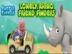 Lonely Rhino Friend Finders