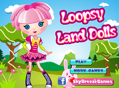 Loopsy Land Dolls