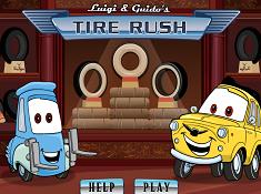 Luigi and Guidos Tire Rush