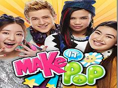 Make it Pop Swap Puzzle