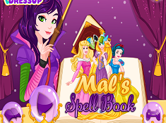 Mals Spell Book