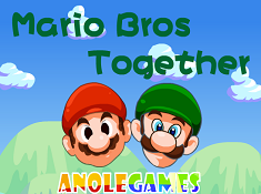 Mario Bros Together