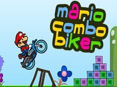 Mario Combo Baker