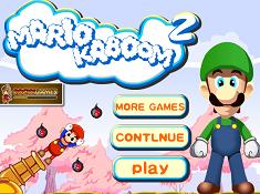 Mario Kaboom 2