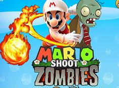 Mario Shoot Zombies