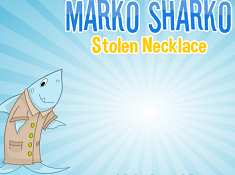 Marko Sharko Stolen Necklace