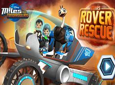 Mars Rover Rescue