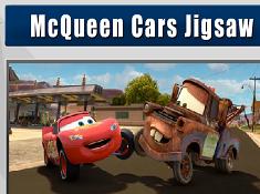 McQueen Cars Jigsaw