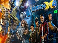 Mech-X4 Jigsaw