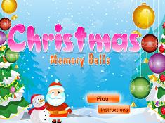 Memory Christmas Balls