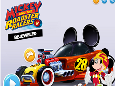 Mickey and the Roadster Racers Bejeweled