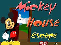 Mickey House Escape