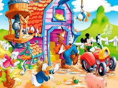 Mickey Mouse Hidden Alphabets