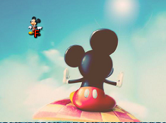 Mickey Mouse Typing