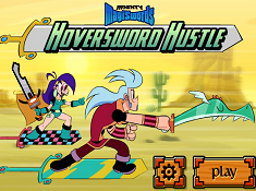 Mighty Magiswords Hoverswood Hustle