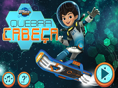 Miles From Tomorrowland Puzzle