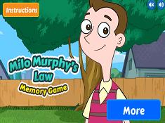 Milo Murphys Law Memory