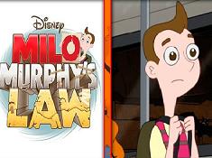 Milo Murphys Law Memory Match