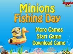 Minion Fishing Day