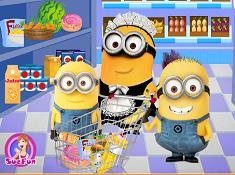Minion Shopping Mania