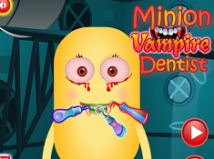 Minion Vampire Dentist