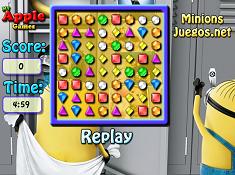 Minions Bejeweled