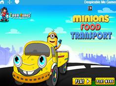 Minions Food Transport