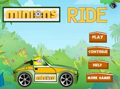 Minions Ride