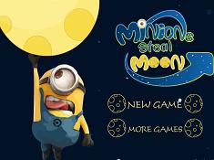 Minions Steal Moon