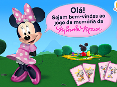 Minnie Mouse Memory Cards