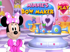Minnies Bow Maker