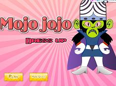 Mojo Jojo Dress Up
