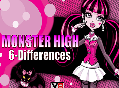 Monster High 6 Differences