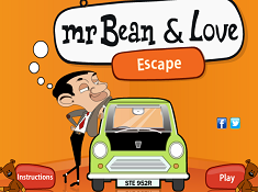 Mr Bean and Love