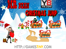 Mr Bean Christmas Jump