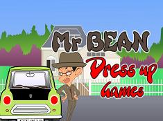 Mr Bean Dress Up