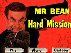 Mr Bean Hard Mission