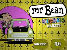 Mr Bean Hidden Objects