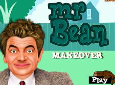 Mr Bean Makeover