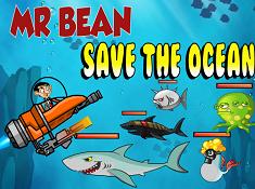 Mr Bean Save the Ocean